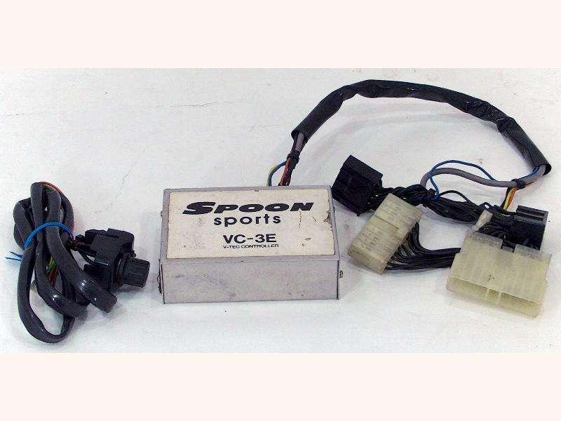 SPOON Vtec controller VC-3E+OBD0 Harness B16A civic CRX ZC EF9
