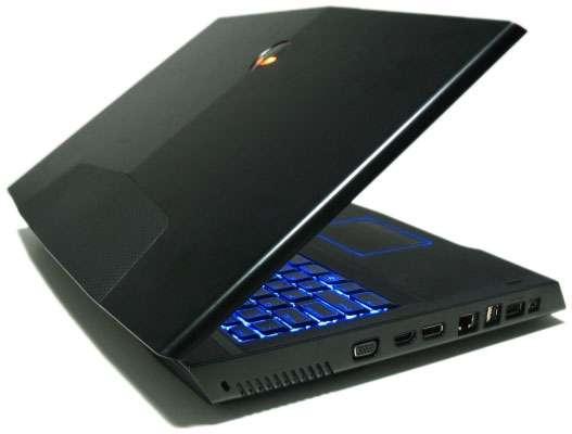 Laptop lienware