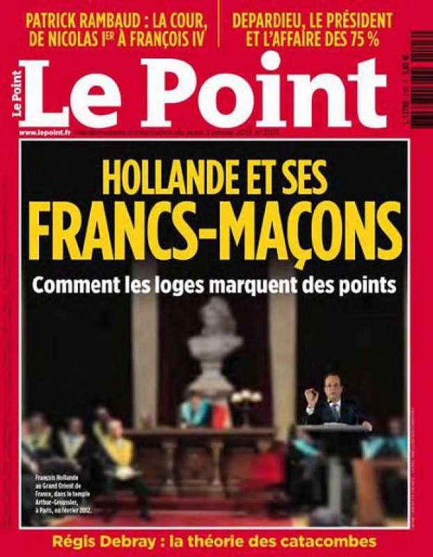 Le Point N°2103 du 03 au 09 Janvier 2013